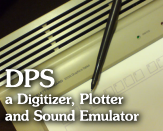 Digitizer Plotter Sound